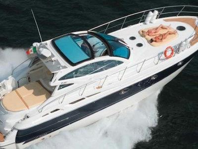 location bateau Cranchi Mediteranee 47