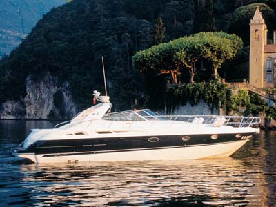 location bateau Cranchi Méditerranée 50