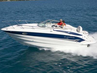 location bateau Crownline 250 CR