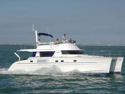 location bateau Cumberland 46