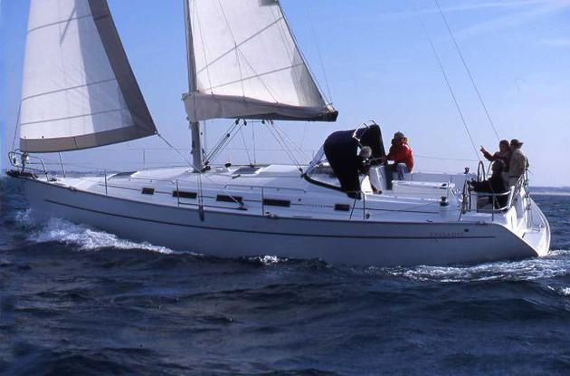 äußere Cyclades 39.3