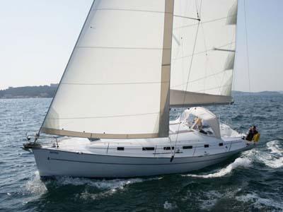 location bateau Cyclades 39.3