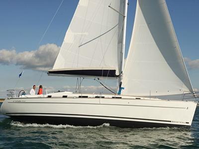 location bateau Cyclades 43
