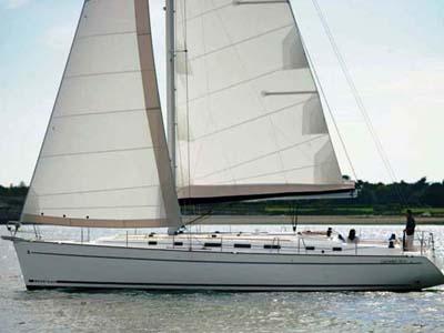 location bateau Cyclades 50.4