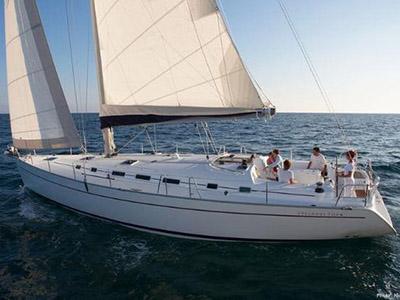location bateau Cyclades 50.5