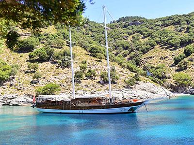 location bateau D.F.Balina