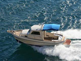 location bateau Damor 700