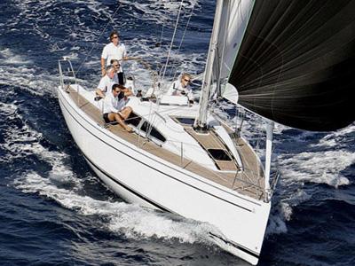 location bateau Dehler 34