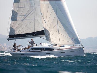 location bateau Dehler 38