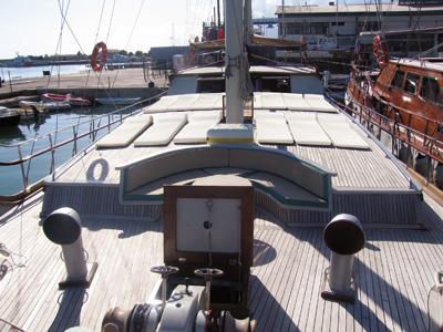 location bateau Delfin VI