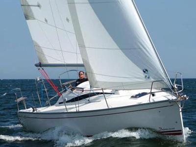 location bateau Delphia 28D