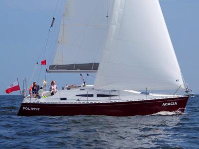 location bateau Delphia 33
