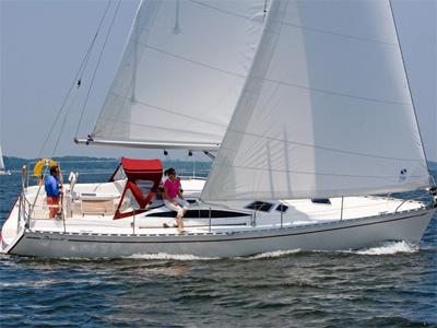 location bateau Delphia 37