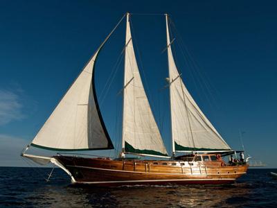 location bateau Deriya Deniz