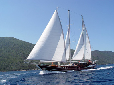 location bateau Dolce Vita