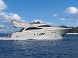 location bateau Dominator 62s