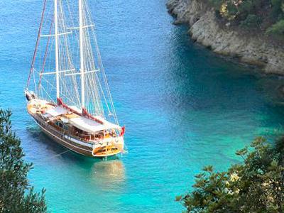 location bateau Dreamland