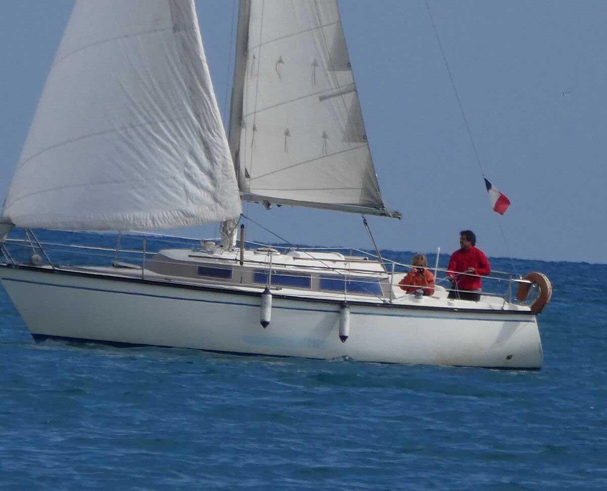 location bateau Dufour 2800