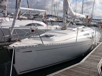 Location bateau  Dufour 30
