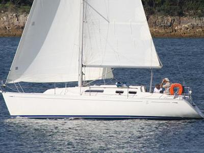 location bateau Dufour 32