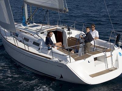 location bateau Dufour 325