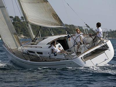 location bateau Dufour 34E