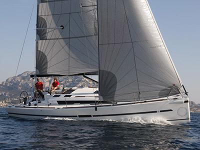 location bateau Dufour 36