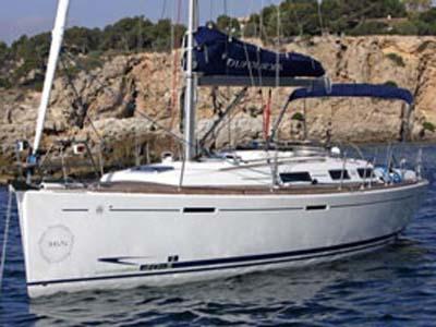 Location bateau  Dufour 365 GL