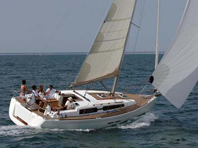 location bateau Dufour 375