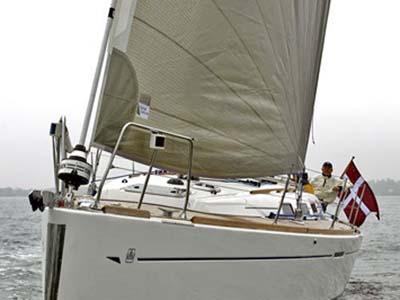 location bateau Dufour 40