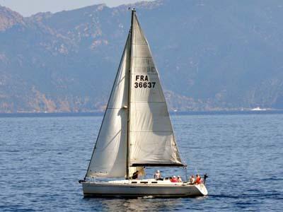 location bateau Dufour 40 Perf.