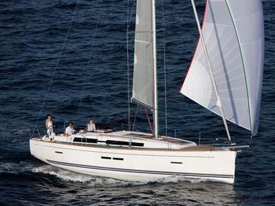 location bateau Dufour 405 Q