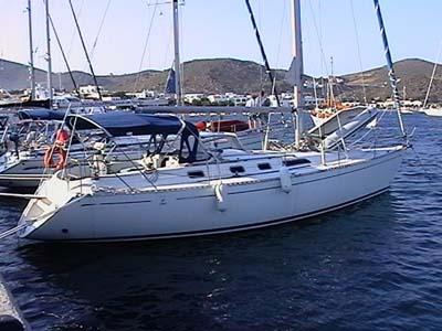 location bateau Dufour 41