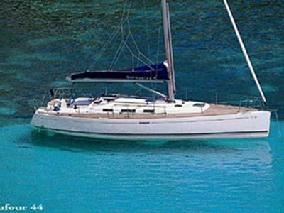 location bateau Dufour 44