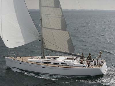 location bateau Dufour 45