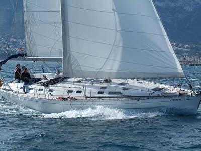location bateau Dufour 50 Classic