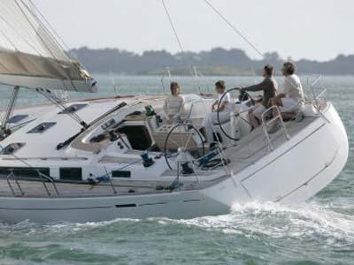 location bateau Dufour 525