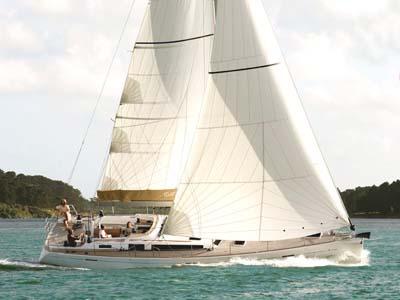 location bateau Dufour 525 GL