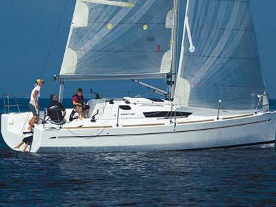 location bateau Elan 310