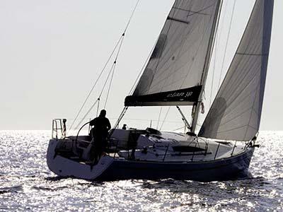 location bateau Elan 340