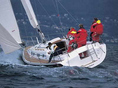 location bateau Elan 36