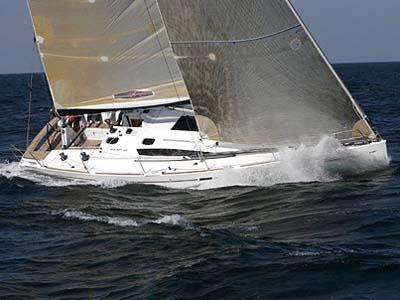 location bateau Elan 410