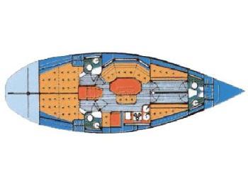 intérieur Elan 431