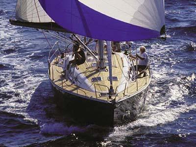 location bateau Elan 45