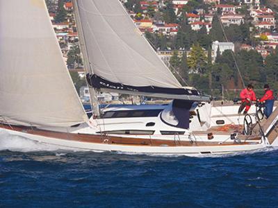 location bateau Elan 450