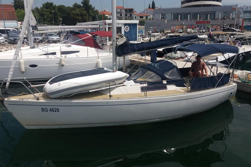 location bateau Elan Express