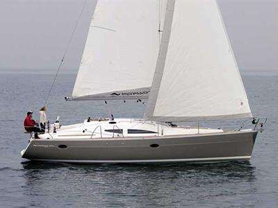 location bateau Elan Impression 384