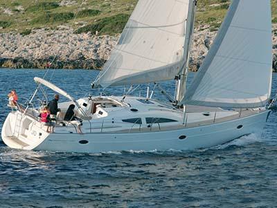 location bateau Elan Impression 434