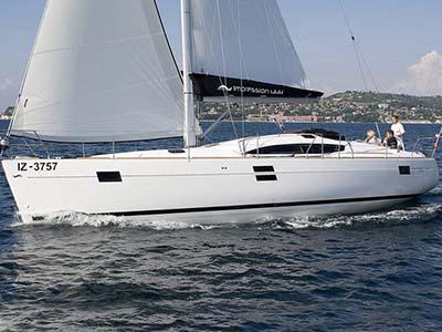 location bateau Elan Impression 444