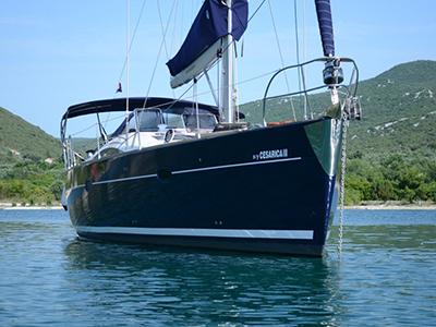 location bateau Elan Impression 514